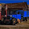 Old Blue Truck - Joe Rakoczy