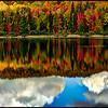 Autumn Reflection - Marie Rakoczy