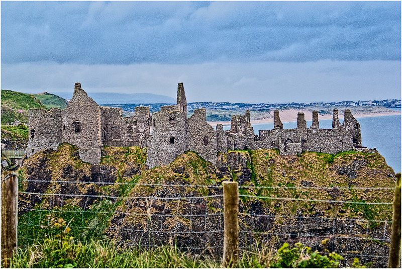 Wesley Kiel - An Irish Castle Ruins