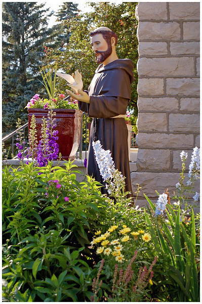 Jean Ungar - St. Francis of Assisi