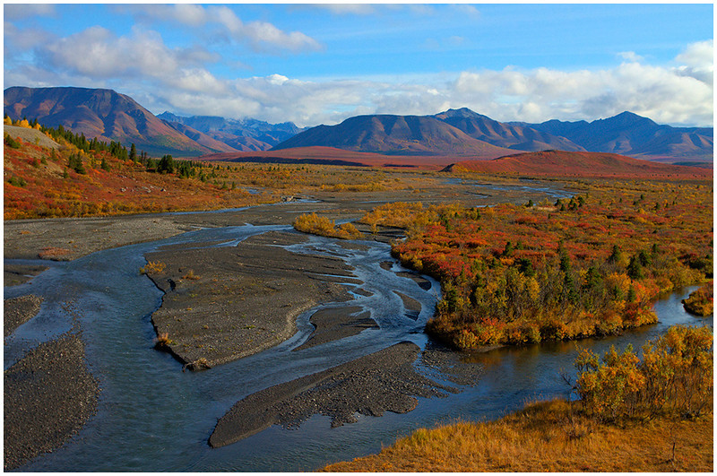 Braided River<br /> Tom Mulick