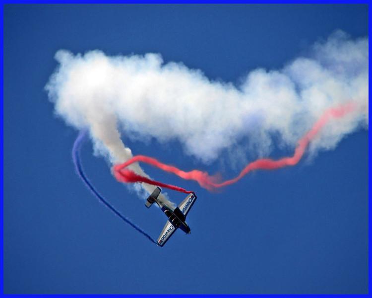 Oshkosh Stunt Plane<br /> Ken Black