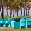 Beach Benches<br /> Jeanne Garrett