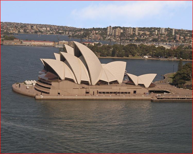 Sydney Opera House<br /> Joe Tarlos