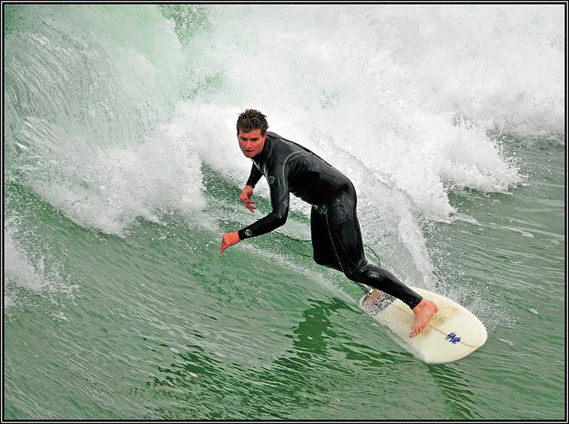 Riding the Wave<br /> Marie Rakoczy