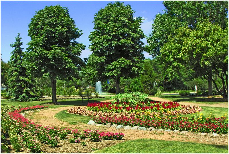Summer in the Park<br /> Irene Szilagyi
