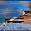 Point Betsie LIght<br /> Marie Rakoczy