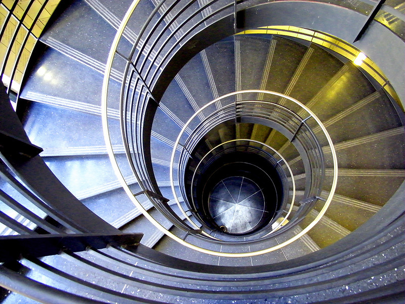 Down the Up Staircase<br /> Ken Kendzy