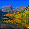 Maroon Bells<br /> Tom Mulick