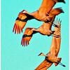 3 Cranes<br /> Ken Kendzy