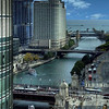 Chicago River Heading East<br /> Tom Mulick