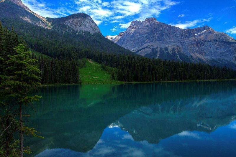 Emerald Lake Canada<br /> Tom Mulick