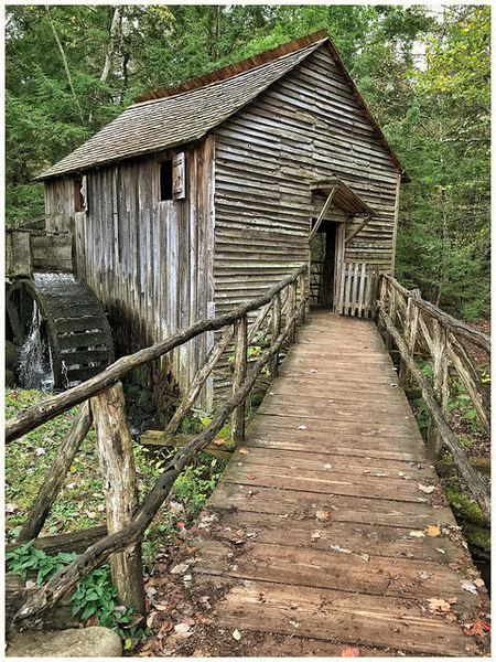Tennessee Mill - Mary Doody