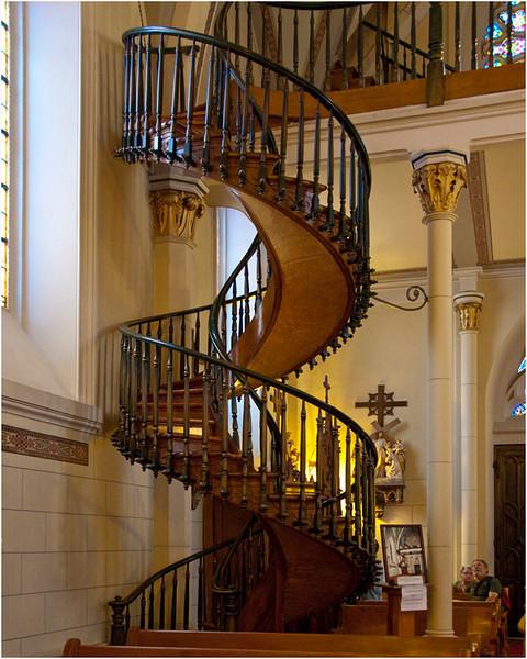Joe Tarlos - Miraculous Stairway