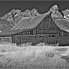 Jerry Hug - Mormon Barn