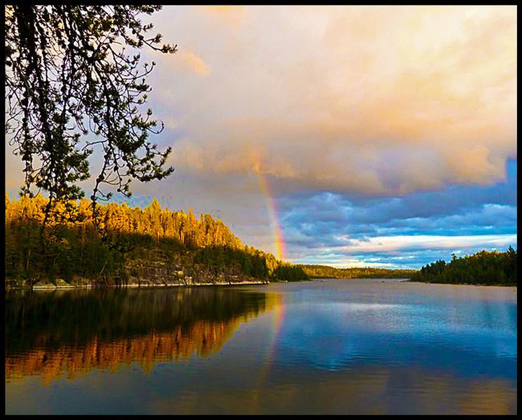 Canada Rainbow<br /> Ken Black