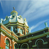 Church Dome<br /> Irene Szilagyi