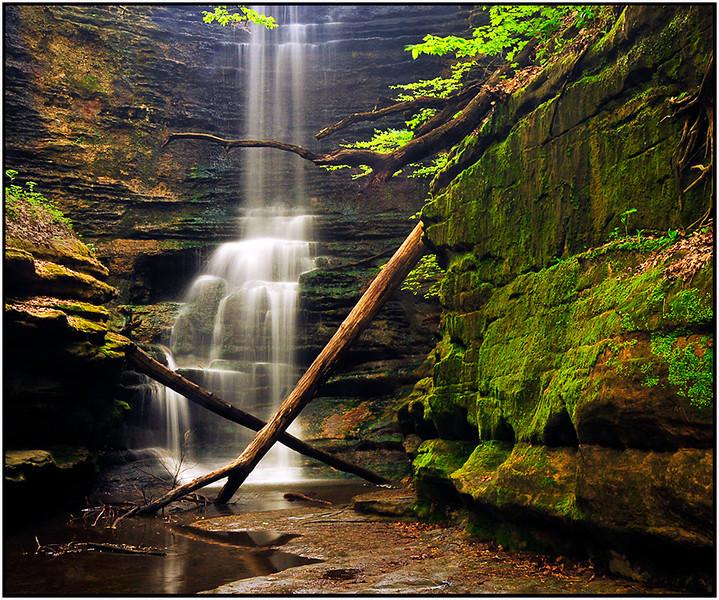 Matheissen Falls<br /> Marie Rakoczy