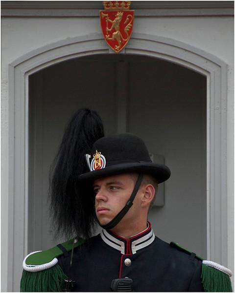 Guard at Royal Palace<br /> Joe Tarlos