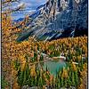 Schaeffer Lake Overlook<br /> Marie Rakoczy
