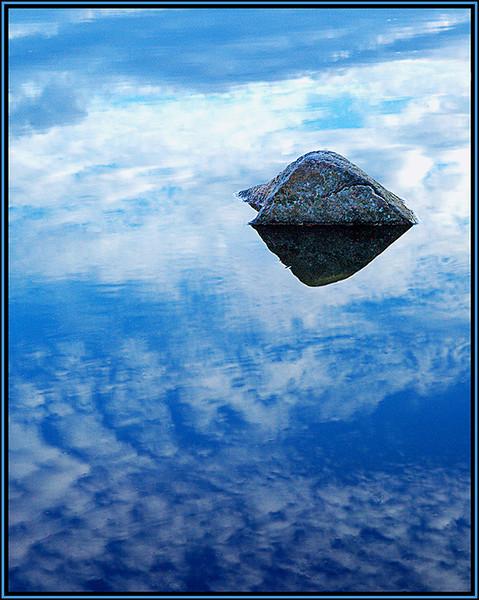 A Rock, A Pool, A Cloud<br /> Marie Rakoczy