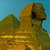 Sphinx and Pyramid<br /> Ken Black