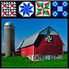 Kewaunee County Barn Quilts<br /> Marie Rakoczy