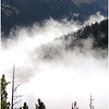 Rocky Mountains in the Clouds<br /> Kathy Gazollo