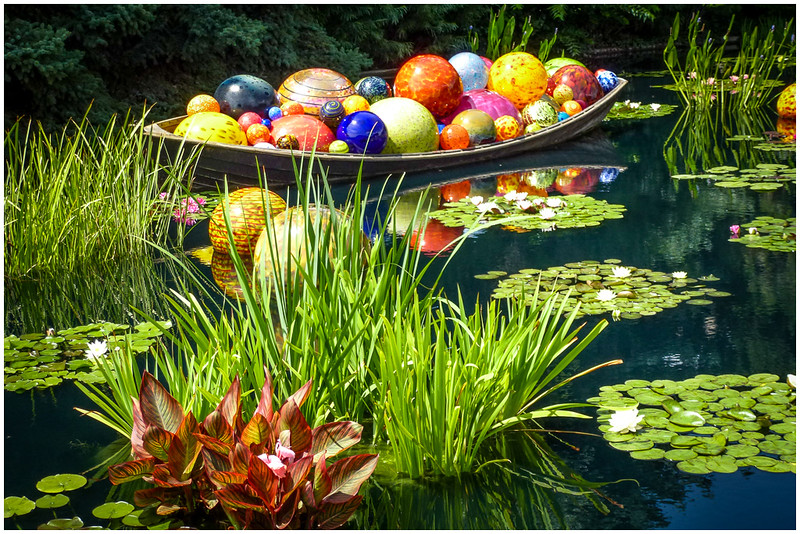 Boat of Glass Balls - Patricia Kiel
