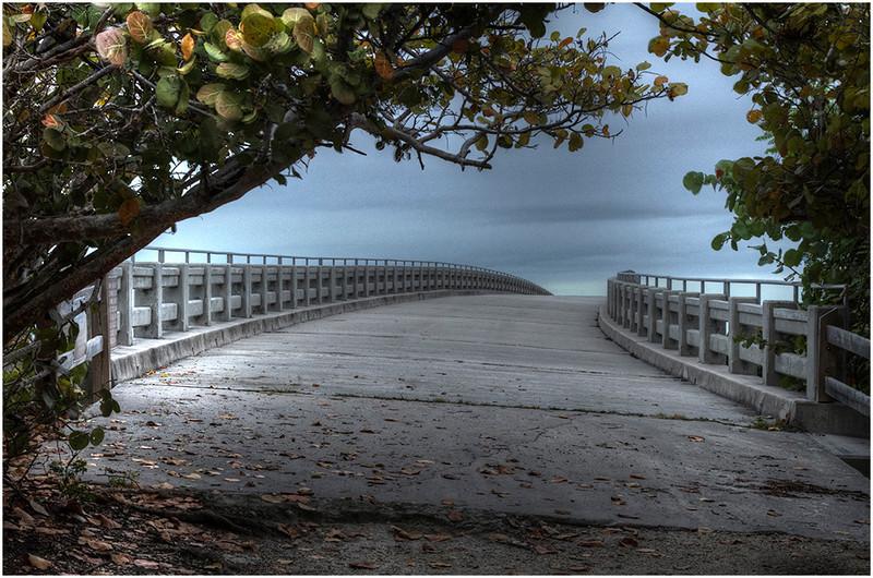A Bridge to Where - Tom Mulick
