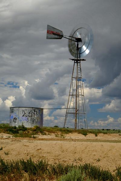 Windmill NM - Stan Kotecki