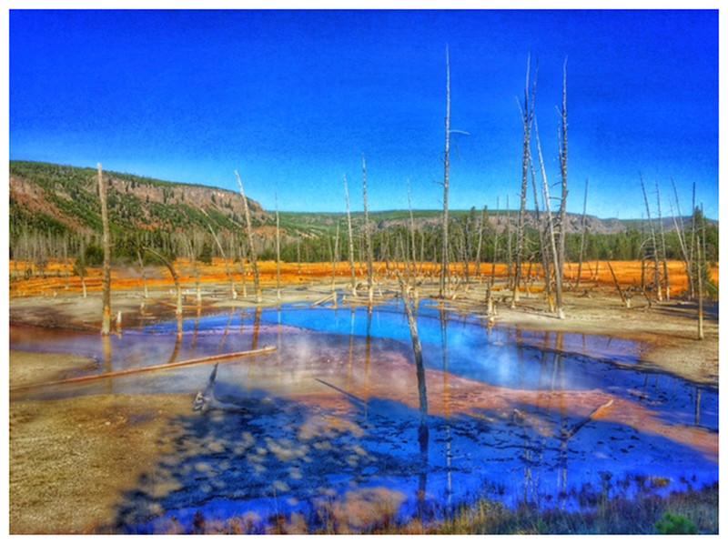 Colors of Yellowstone - Jerry Hug
