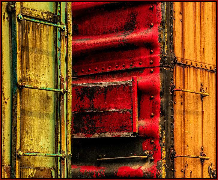 Boxcar Ladders - Marie Rakoczy