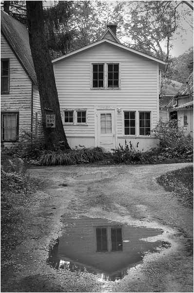 Reflections at the Cottage - Gary Taylor