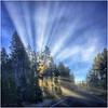 God Rays - Jerry Hug