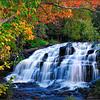 Autumn at Bond Falls - Marie Rakoczy