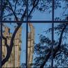 Reflecting Rockefeller Chapel - Diane Hamernik