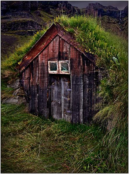 Icelandic Root Cellar - Joe Rakoczy