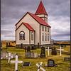 Country Churchyard - Marie Rakoczy