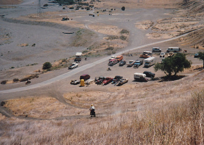 Fred Baker Hill Climb 1987