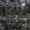 Snowy Lake O'Hara