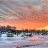 Fire and Ice - Bill Bishoff<br /> Image of the Month - February 2013
