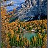 Schaeffer Lake Overlook - Marie Rakoczy<br /> DPI of the Month - November 2012