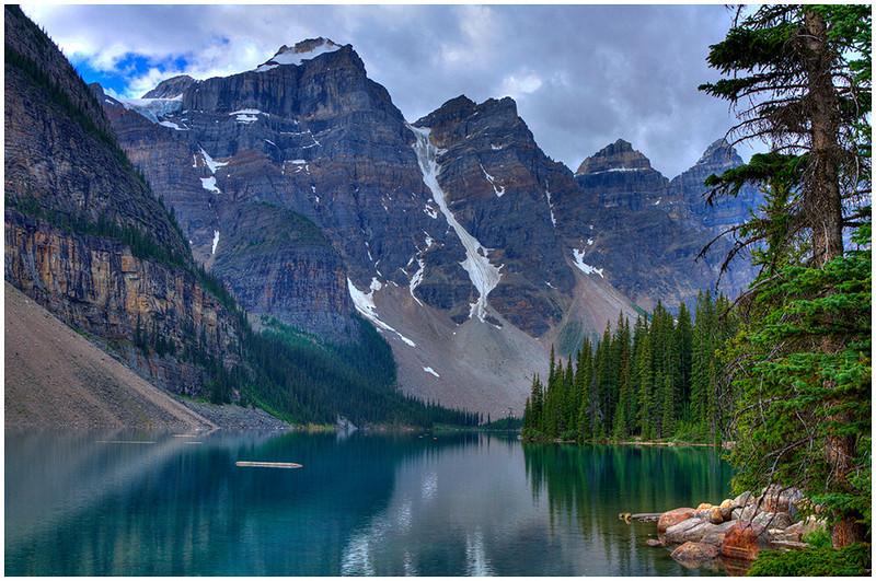Moraine Lake Canada - Tom Mulick<br /> DPI of the Month - November 2013