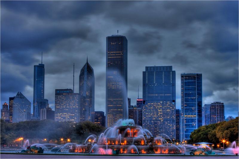 Tom Mulick - Chicago Skyline<br /> (DPI) January 2010
