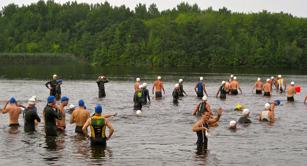 Kings Grant Triathlon - August 2010