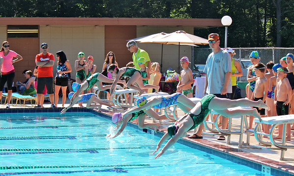 Swimming - Medford Village CC 2013