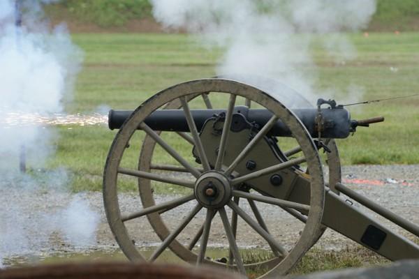 7th Tennessee's Ellsworth Gun at Spring Nationals, 2008  Photo by Allissa Weber
