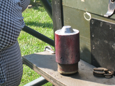 Winslow's Battery. Fall 2008 Nationals. Photo by Rachel Mackintosh.