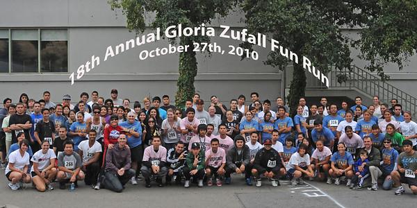 18th Annual Gloria Zufall Fun Run